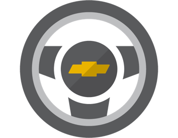 Icon of Chevrolet steering wheel